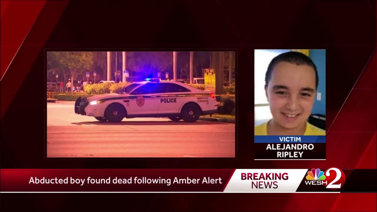 9 Year Old Abducted From Miami Area Found Dead Fdle Says