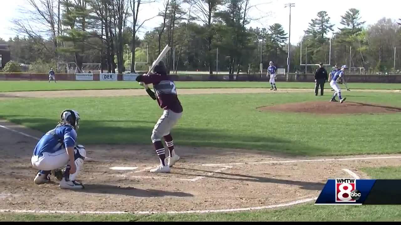 Greely boys tennis, Windham softball and Freeport baseball teams win