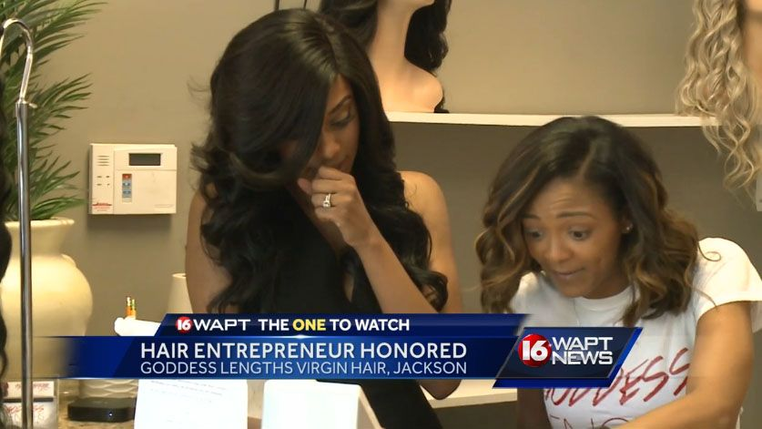 Woman Turns Hair Extensions Into 1 Million Business
