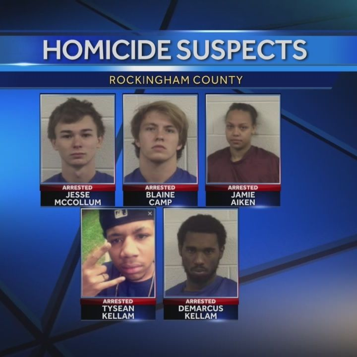 Suspects arrested in Rockingham county murder