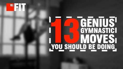 13 Genius Gymnastics Moves You Should Be Doing