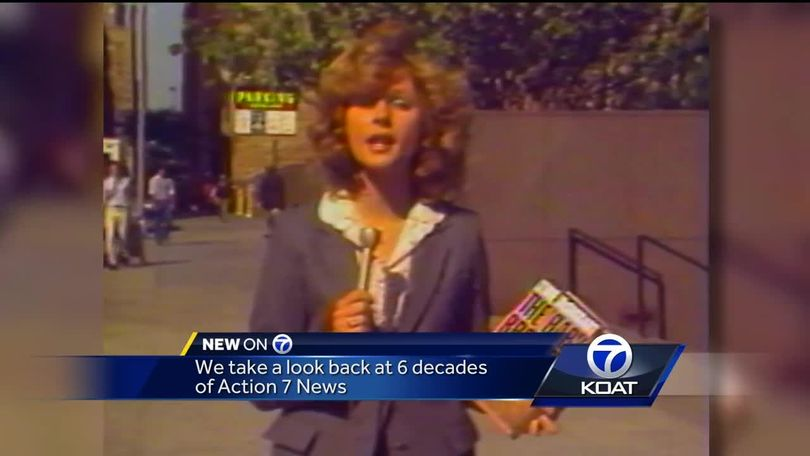 A trip down memory lane with KOAT General Manager
