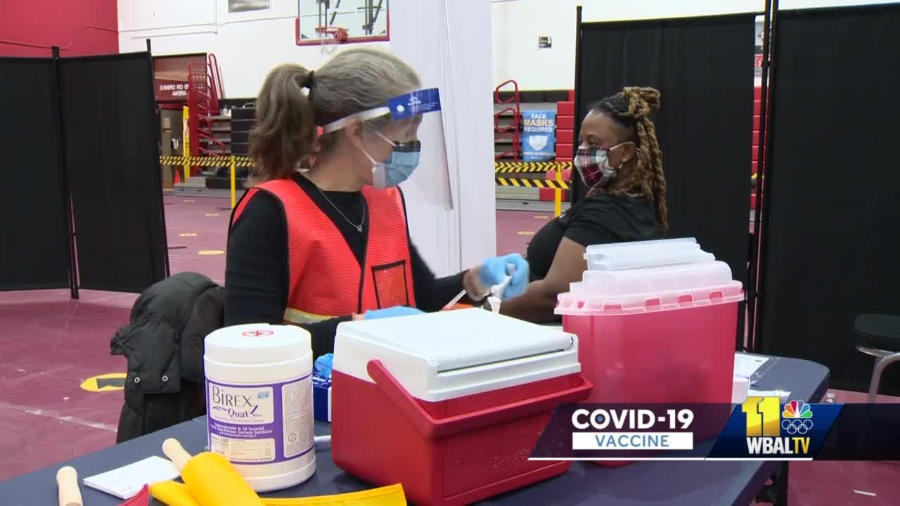 Experts: Lack of access keeping COVID-19 vaccination rates down