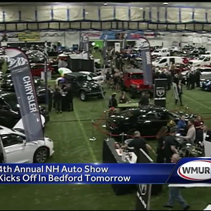 NH Sportsplex Gearing Up For NH Auto Show - Nh car show bedford