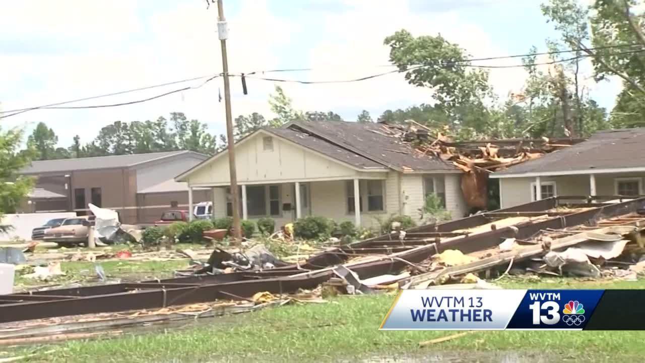 Tropical Storm Claudette: Tornado injures 3, damages several homes in Brewton
