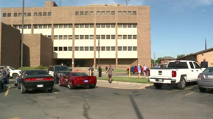 Pottawattamie County Courthouse evacuated Friday due to bomb