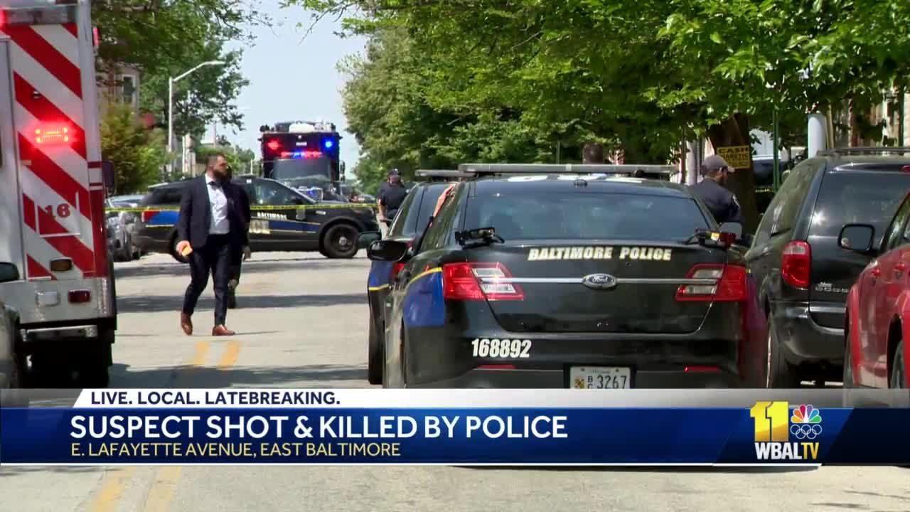 Family questions why suspect shot by police