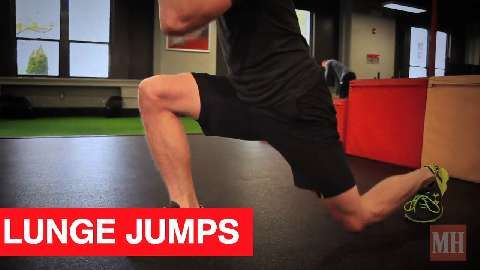 Power up Your Metabolism with This Explosive Exercise