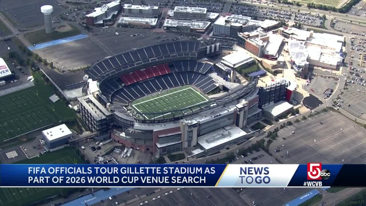 Could the World Cup be headed to Gillette?