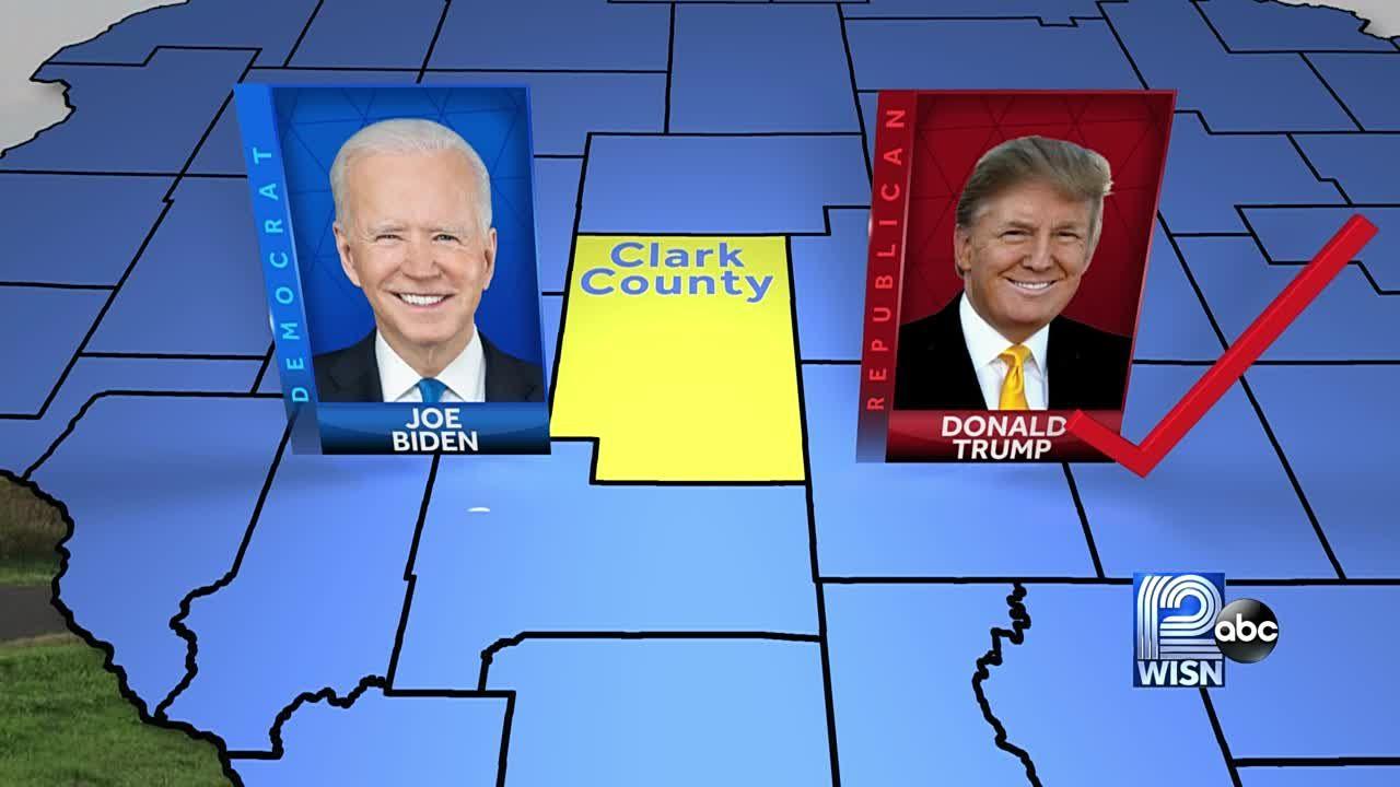County recount shows Trump still won