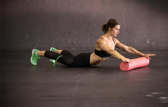 Stretch For More Effective Lifts