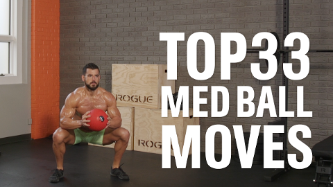 33 Ways to Use a Medicine Ball During Your Next Workout