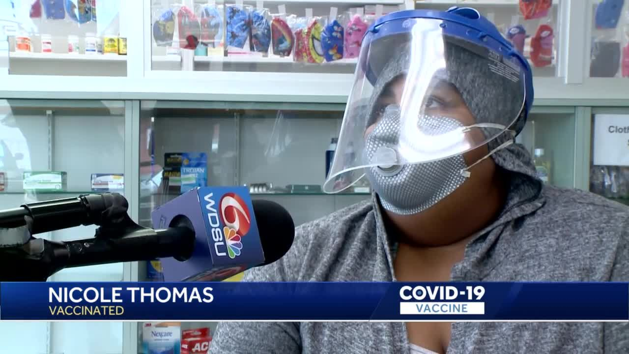 'More people need to get vaccinated,' local woman says after losing four family members to COVID-19