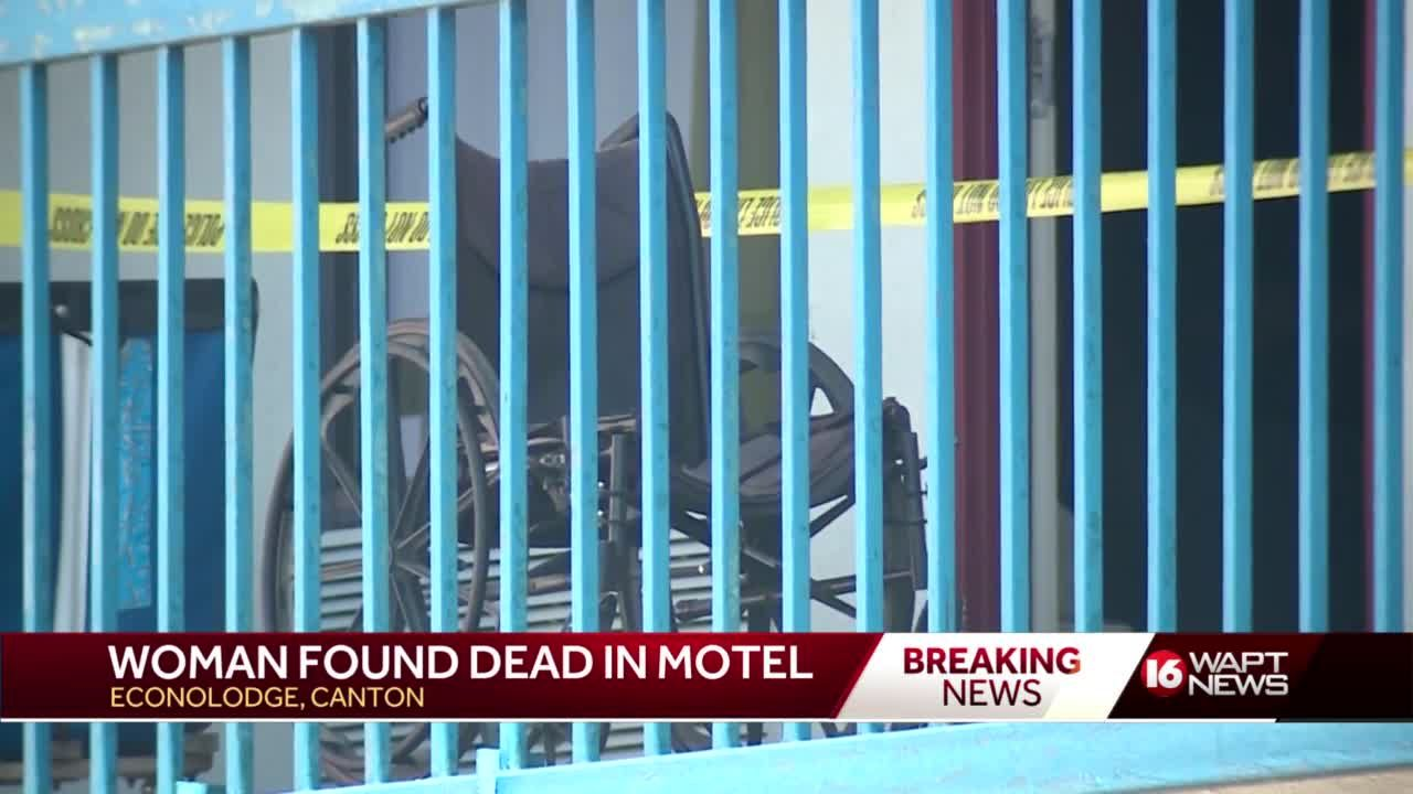 Body found at Canton motel
