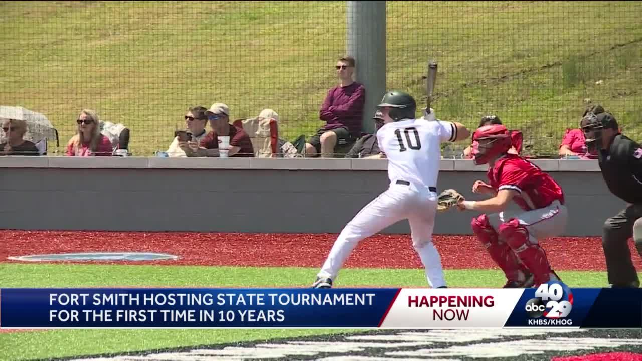 Fort Smith hosting state tournament for the first time in 10 years