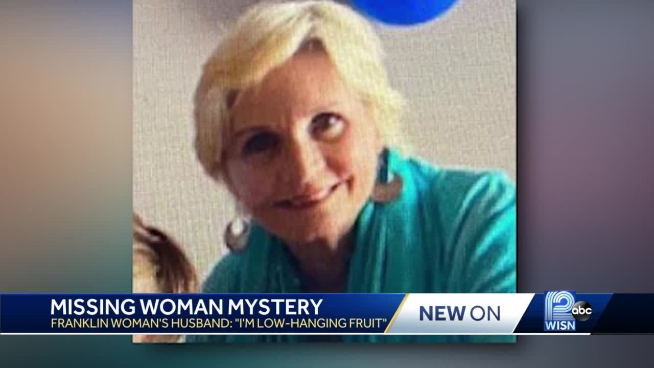 Police seize antique car in search for missing woman