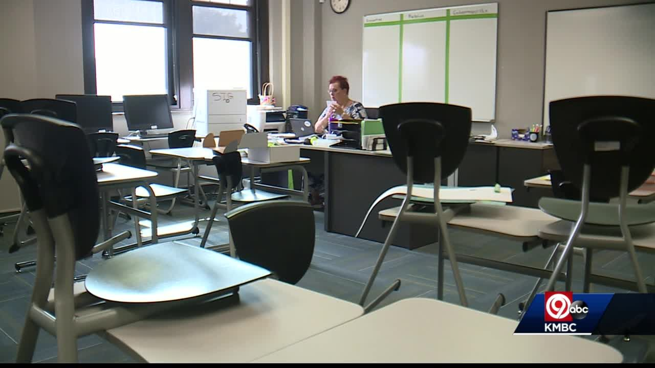 KCPS pushing for kids to return to classrooms by November