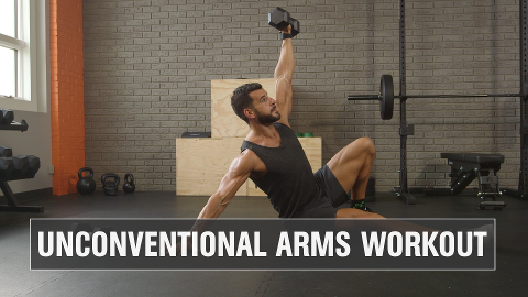 The Sleeve-Busting Workout That You'll Love to Hate