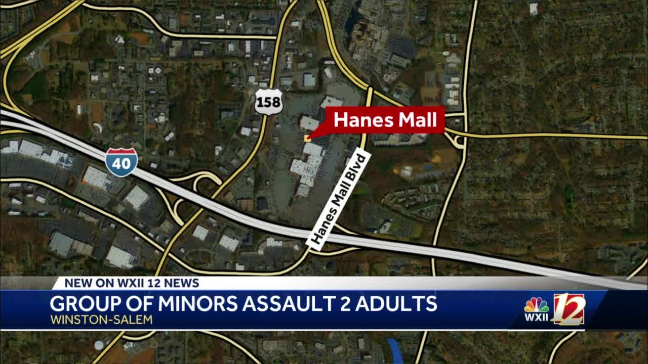 Winston-Salem Police Investigating Fight at Hanes Mall Between Group of Minors and 2 Adults