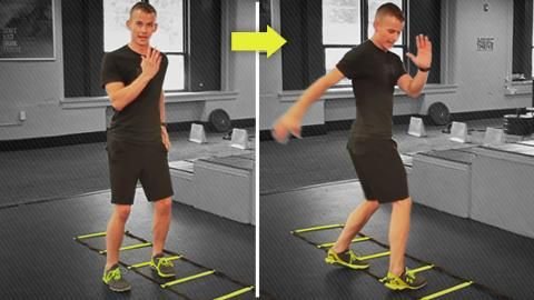 Work Your Abs Standing Up