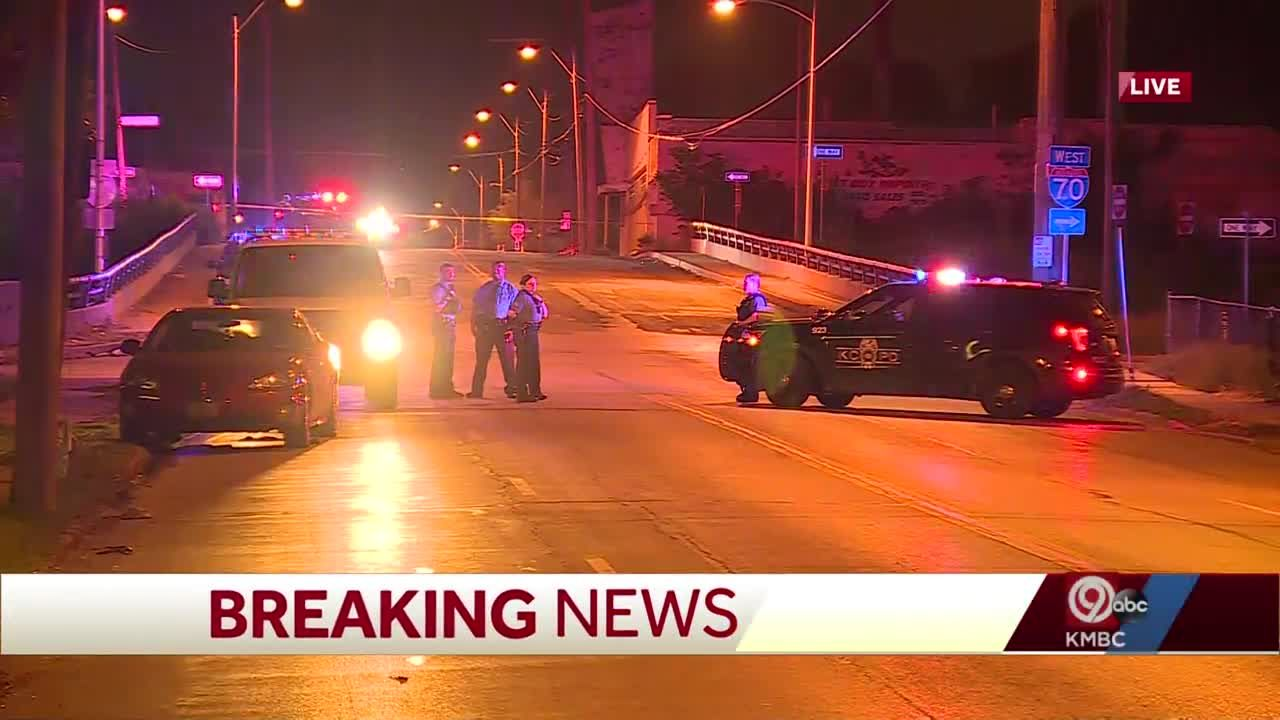 KCPD: 1 person shot in suspected road-rage incident