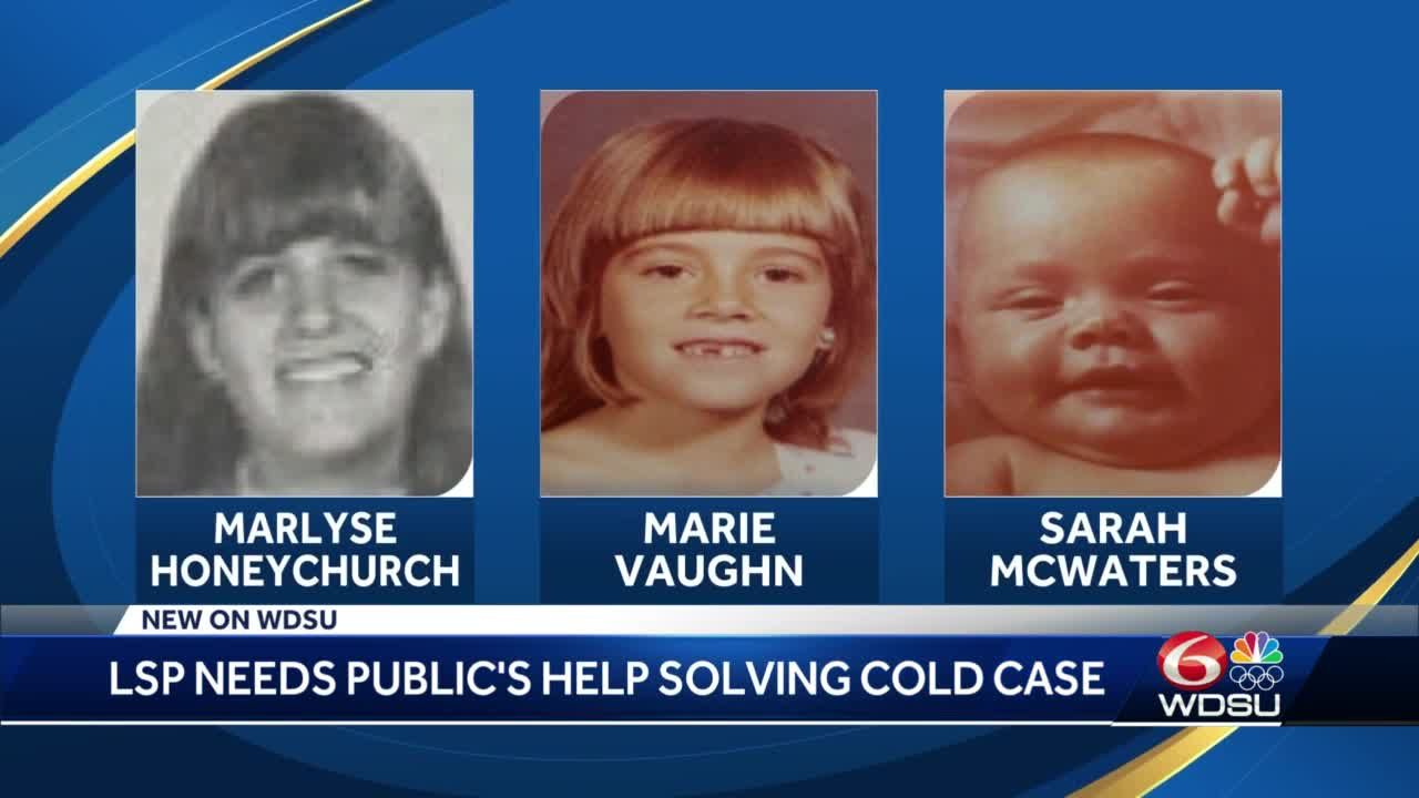 LSP needs public's help solving cold case involving young child dating back to 1985