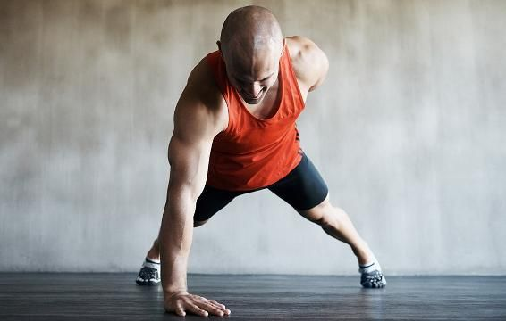 ​How to Progress Up To the One-Arm Pushup