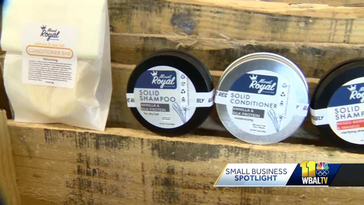 Small Business Spotlight: Mount Royal Soaps