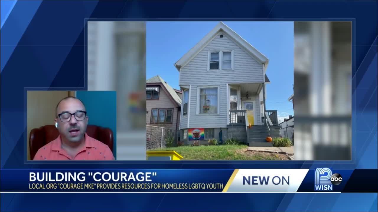 Local organization building courage in LGBTQ+ youth