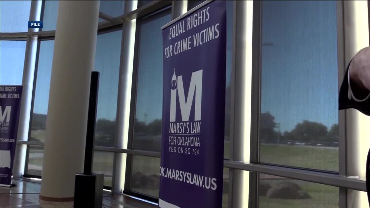 Advocates for crime victims in Oklahoma work to increase awareness efforts