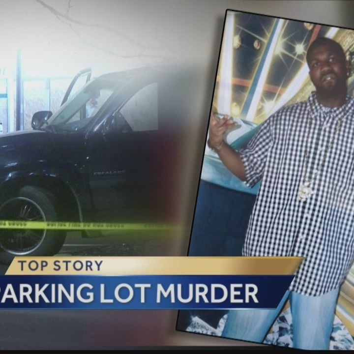 Walmart Parking Lot Murder