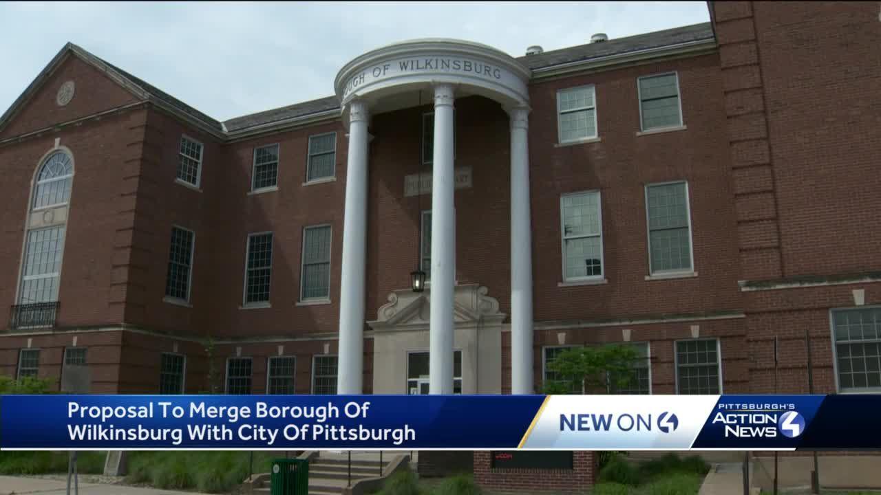 Wilkinsburg mayor backs merger with Pittsburgh