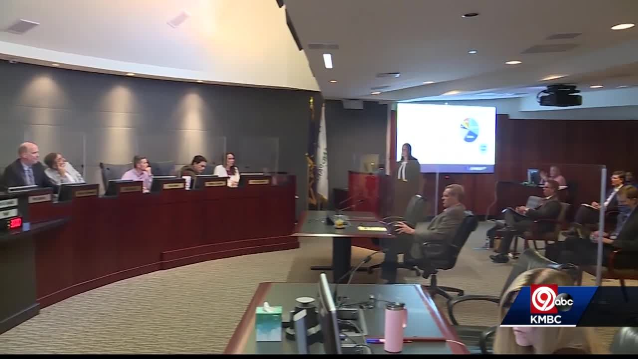 KDOT presents Overland Park officials with proposed plan for toll lanes on US 69