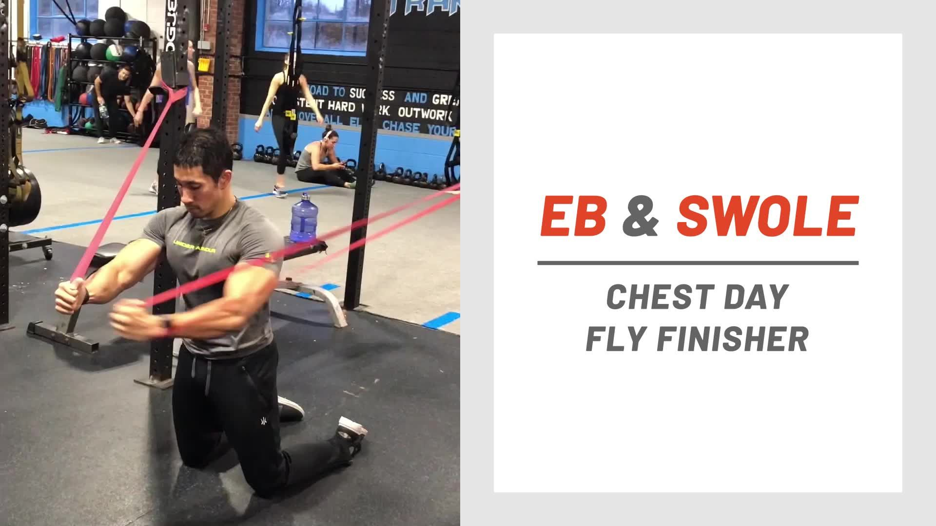 Blow Up Your Chest and Core With This Brutal Finisher