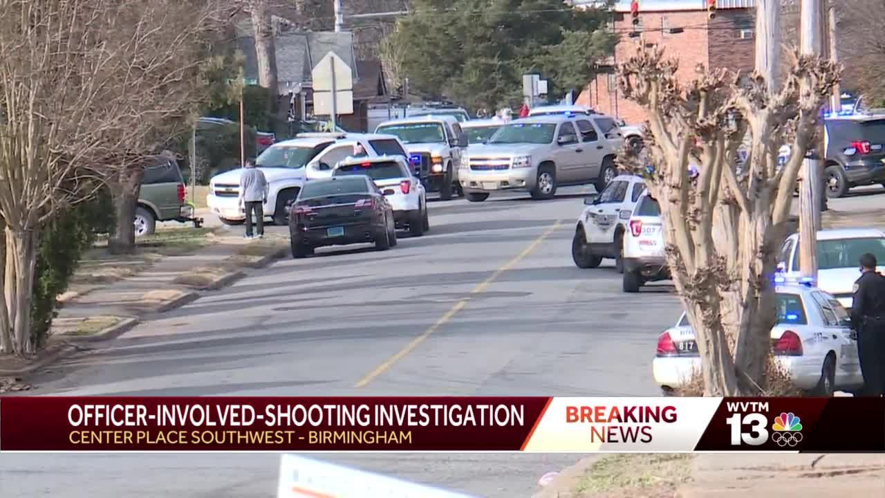 Investigation underway in Birmingham after reports of shots fired at officers