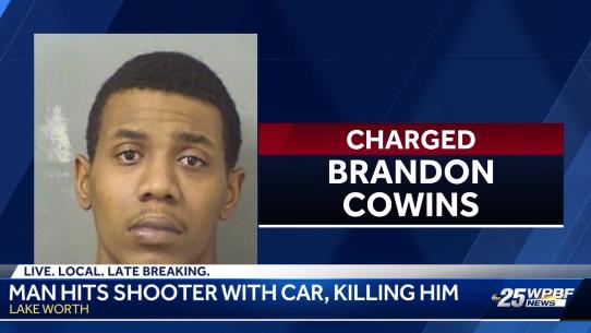 Deputies: Man hits shooter with car, killing him