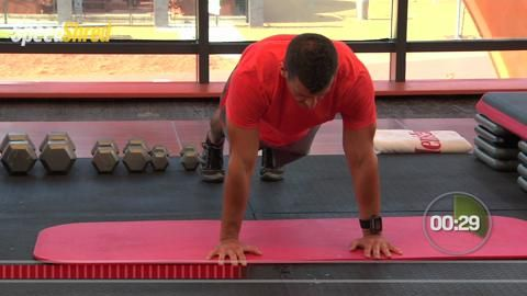 The Genius Pushup You Need to Add to Your Workout