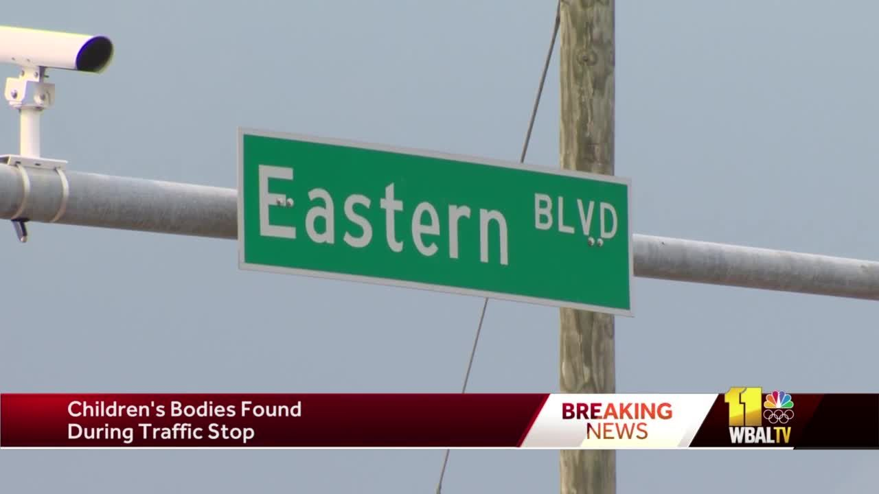 Officers at traffic stop discover 2 deceased children's bodies