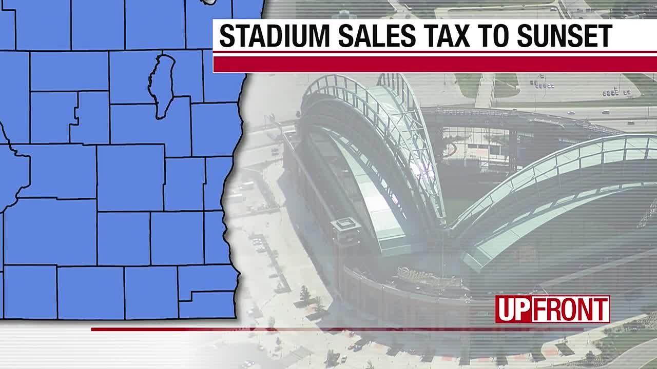 Stadium tax to sunset in 2020