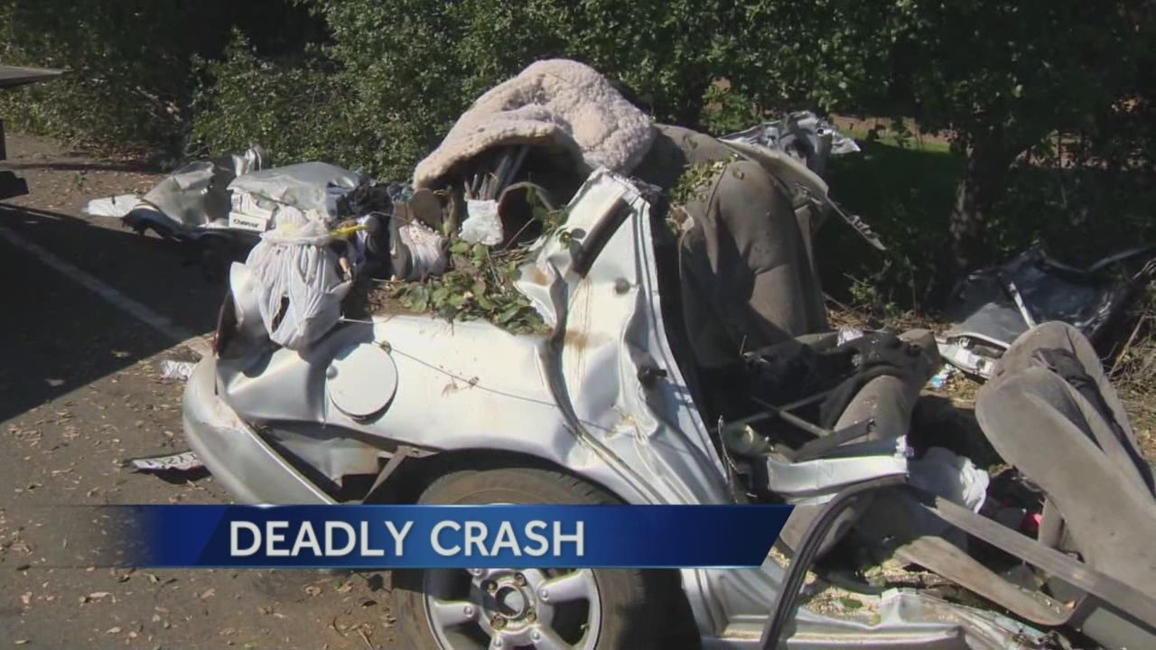 15-year-old driver killed, 5 teens injured in Stockton crash