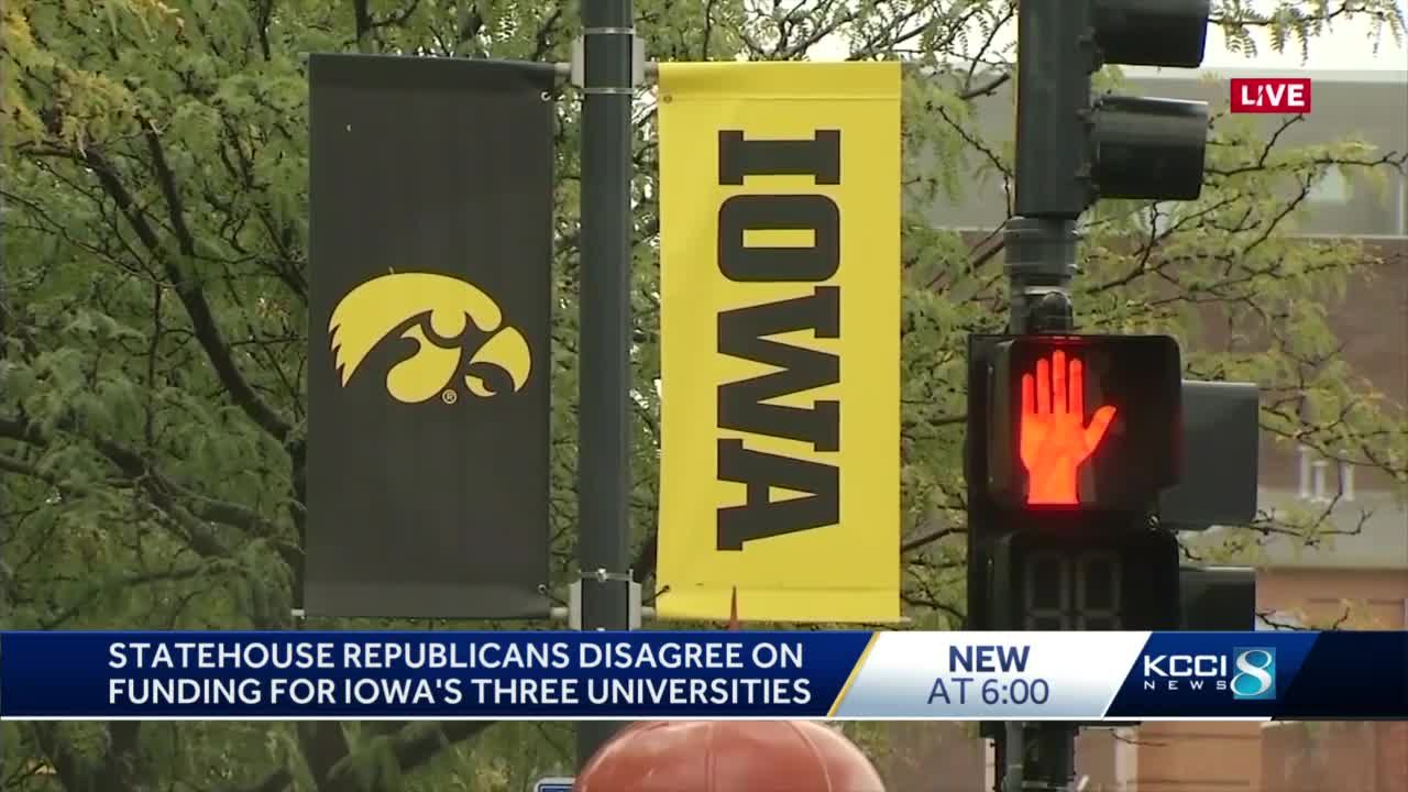 Republicans at Statehouse debate funding for state universities