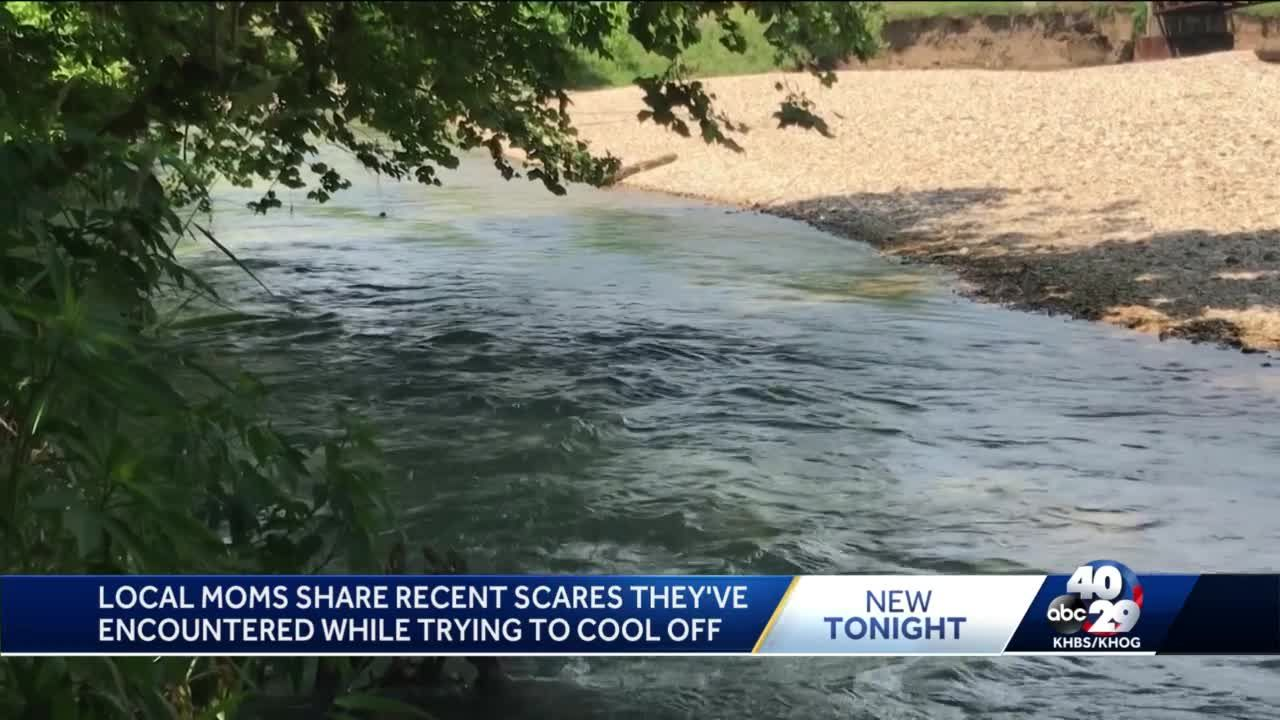 Water danger reminds NWA families to use caution this summer