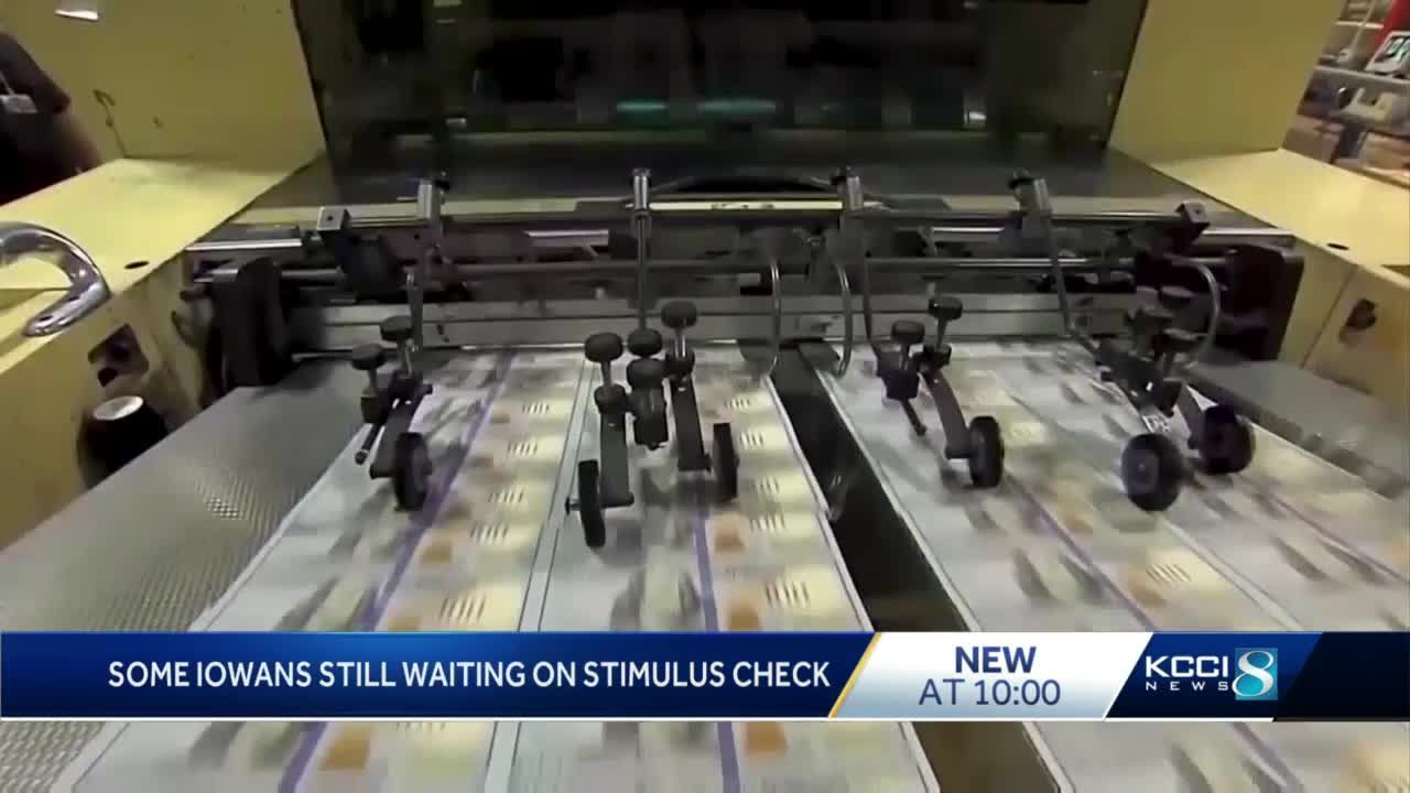 Haven't received your stimulus check yet? Here might be the reason
