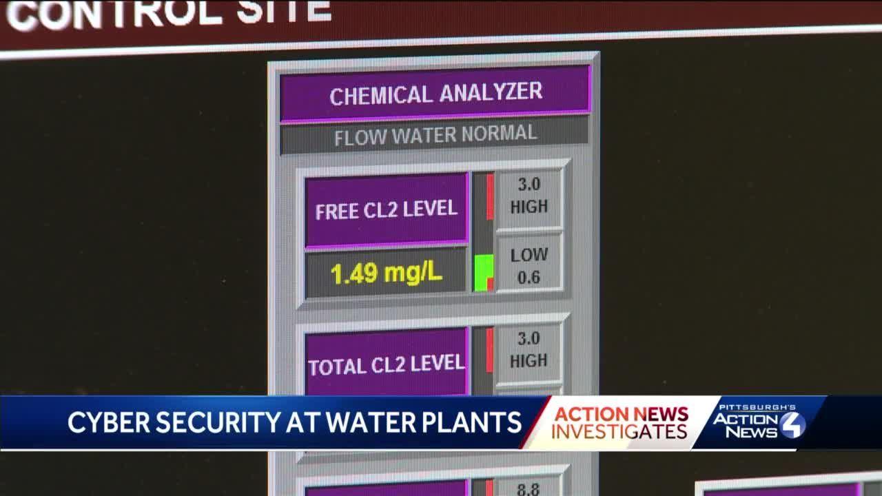 FBI investigating hacking threats at Pennsylvania water systems