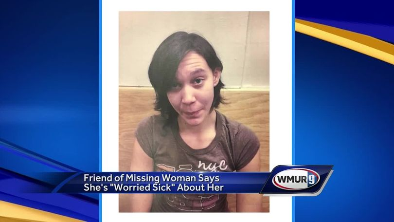 Friend of missing woman says she hasn't seen her in weeks