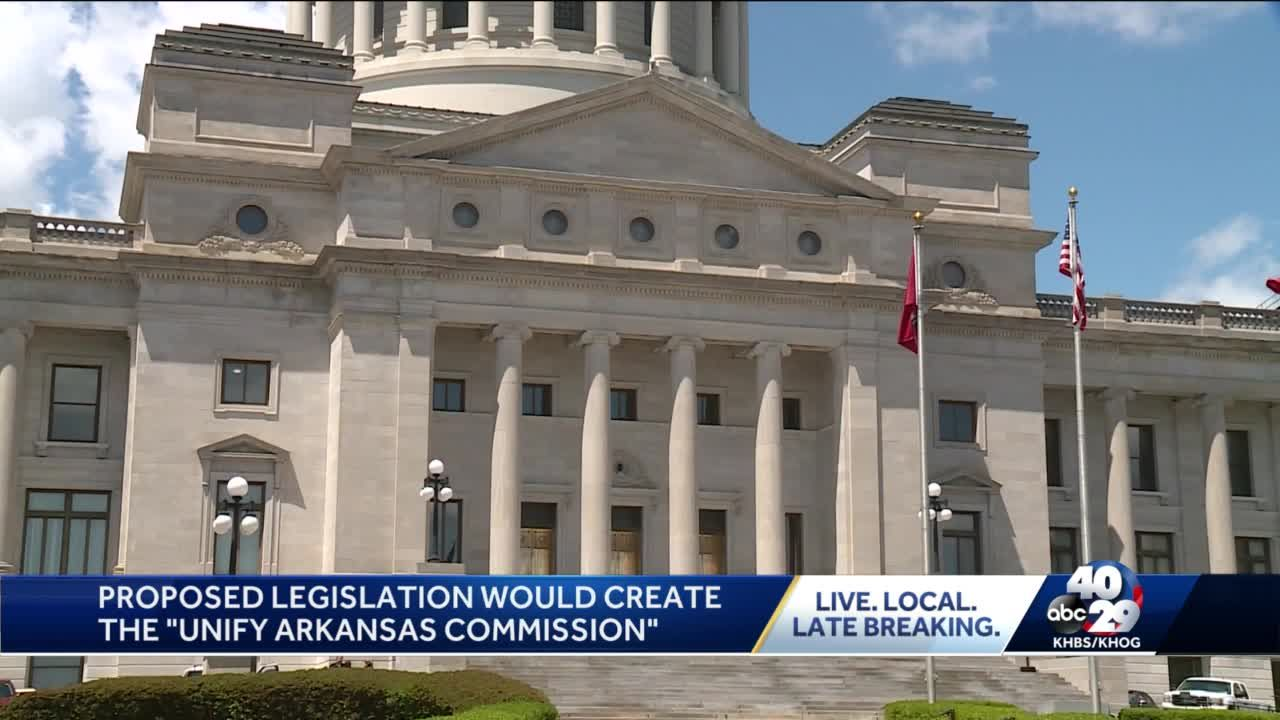 Arkansas proposed legislation promotes racial healing and pushes for more Black history education
