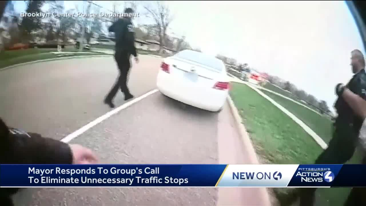 Mayor Peduto responds to call to end traffic stops
