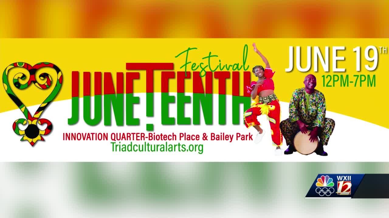 Juneteenth celebrations to be held Saturday