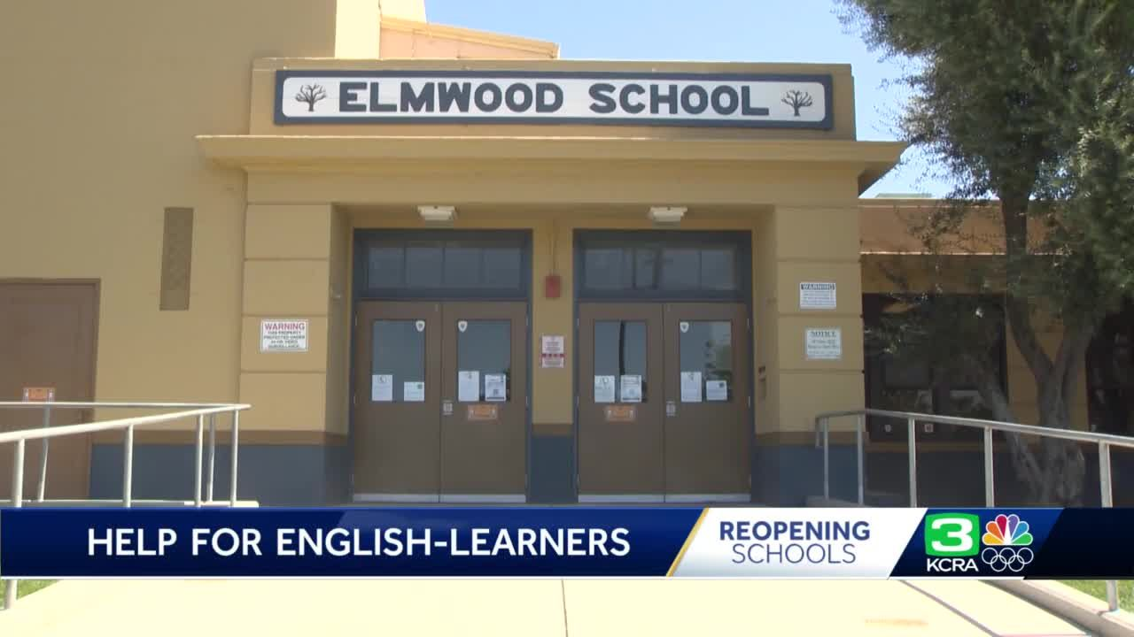 How some schools are offering help to English-learning students
