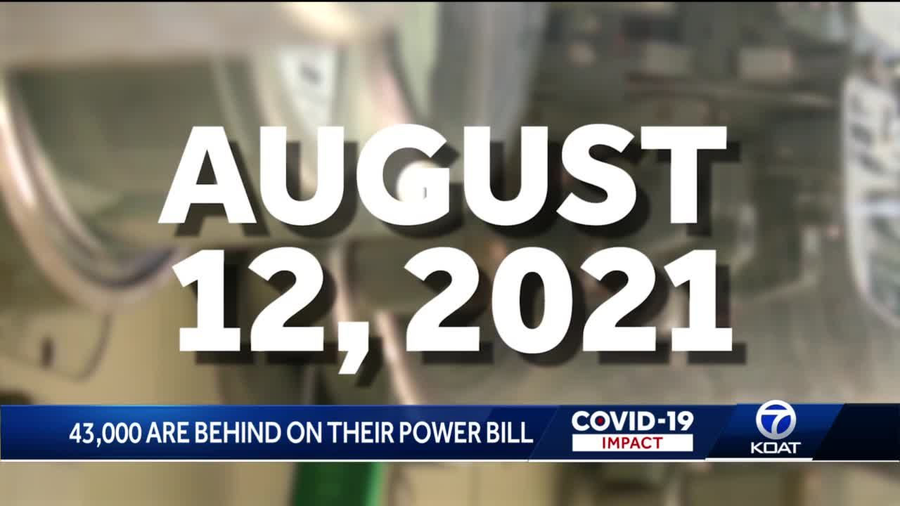 Utility Moratorium Ends August